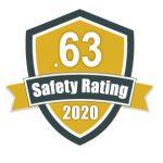 EMR Safety Rating Badge